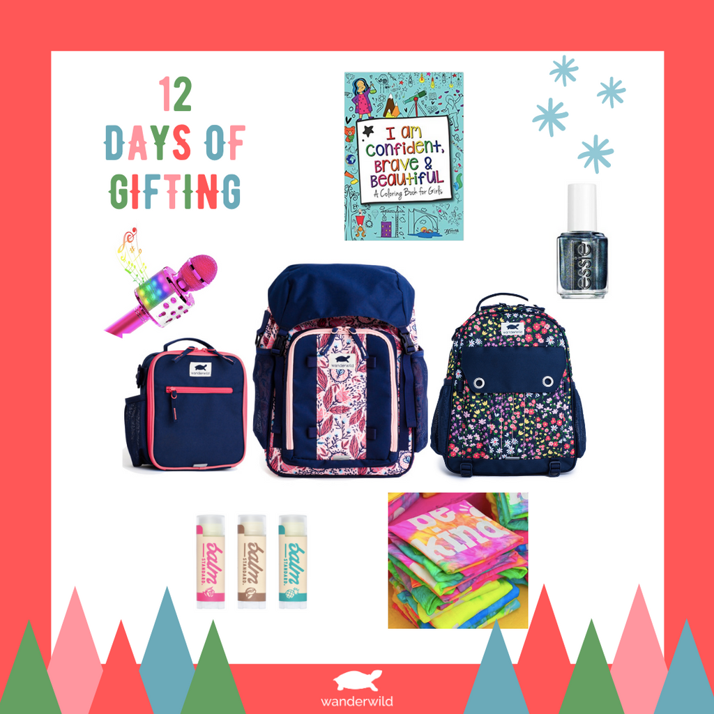 12 Days of Gifting: Girls 7-12