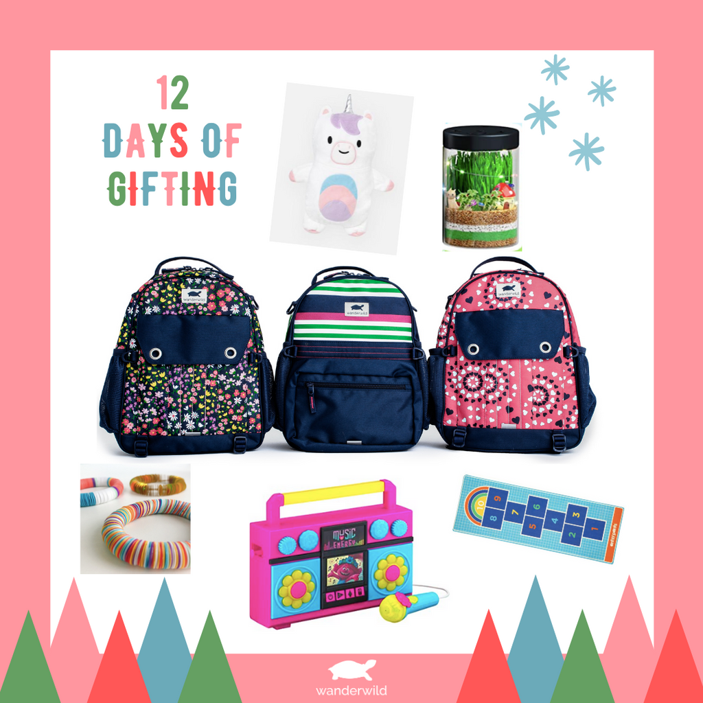 12 Days of Gifting: Girls 4-6