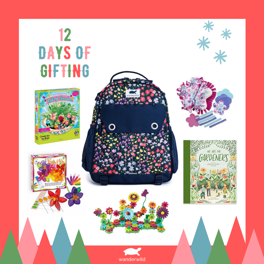 12 Days of Gifting: Wild Flower