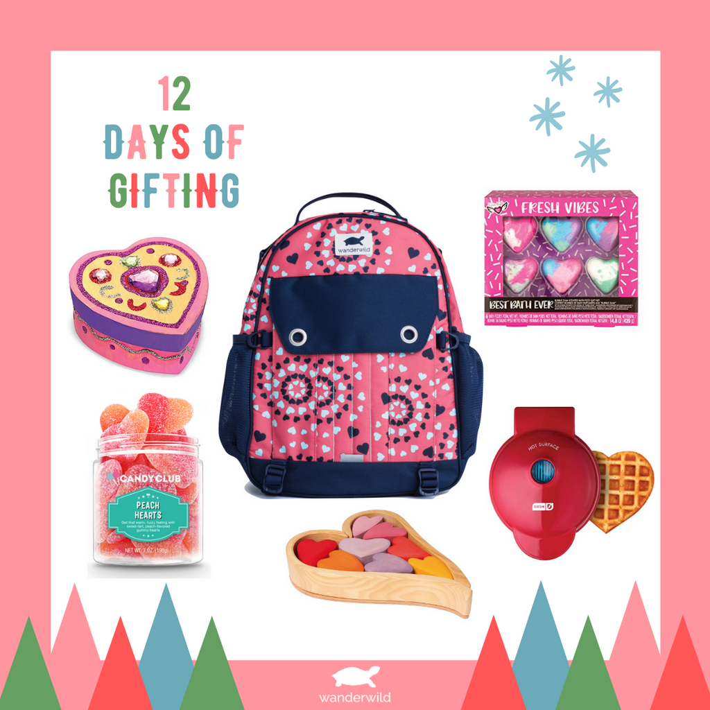 12 Days of Gifting: Heart Burst