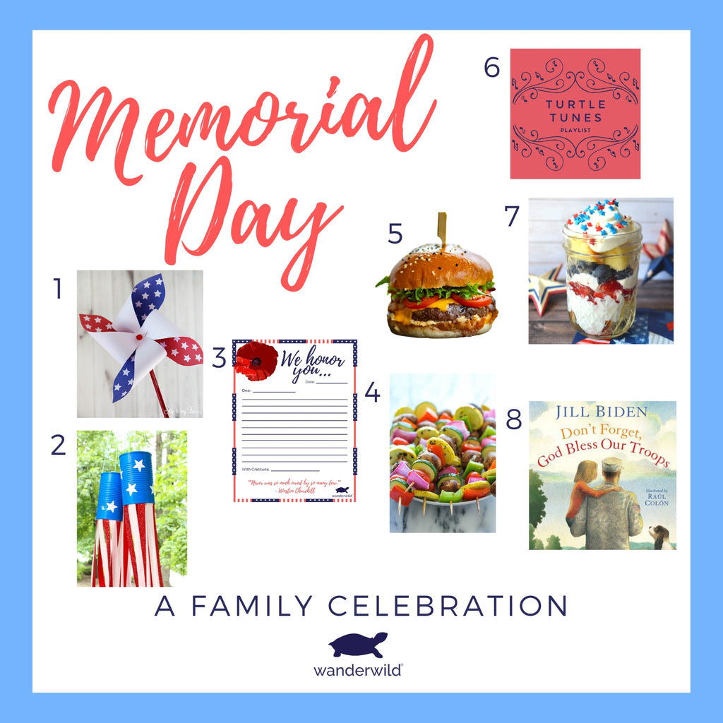 Honoring Memorial Day - A Family Celebration