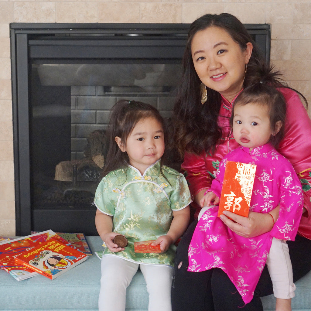 Celebrating Lunar New Year with the Guo-VanDan Family