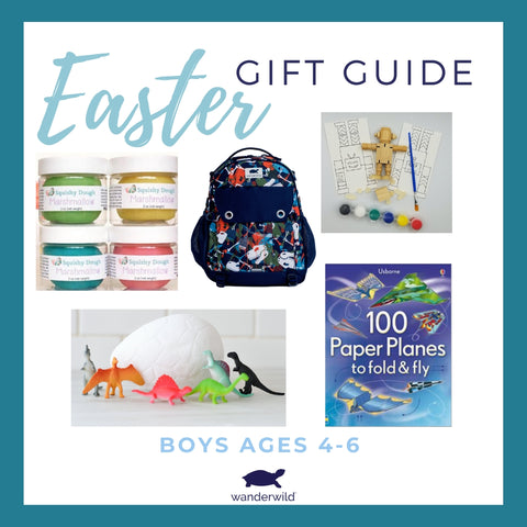 Easter Gift Guide Boys 4 to 6