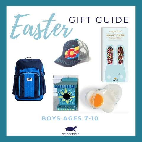 Easter Basket Gift Guide Boy Ages 7 to 10
