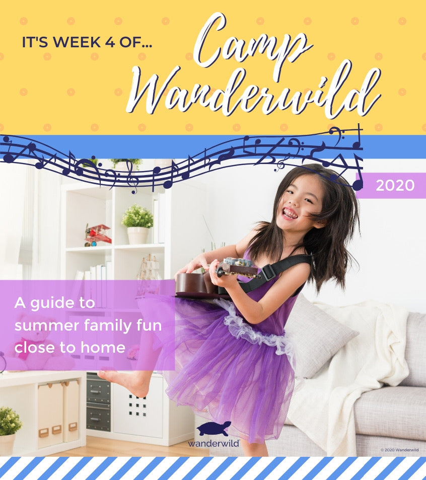 Camp Wanderwild - Week 4