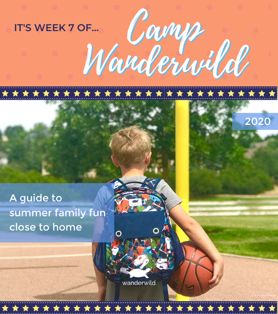 Camp Wanderwild - Week 7