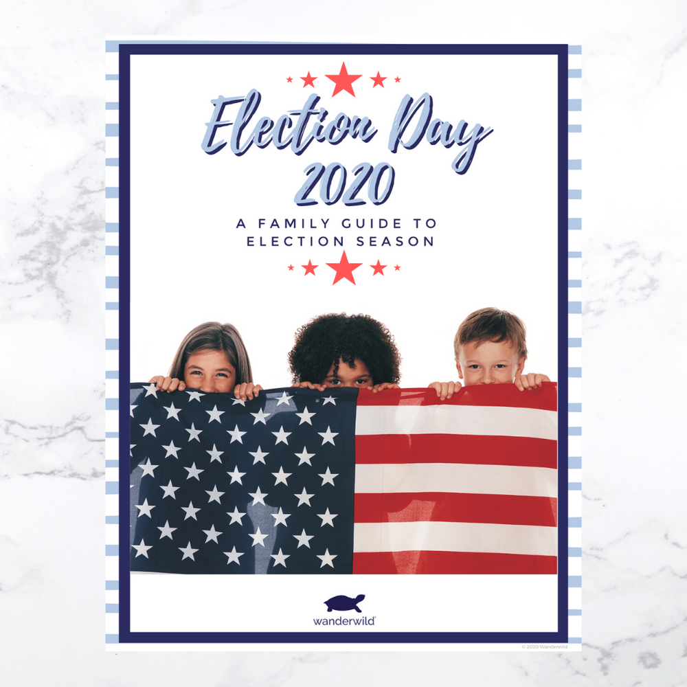 Printable: Election Day For Families