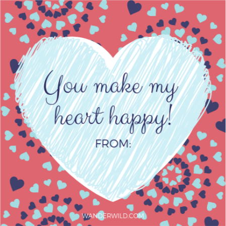Printable: Valentine's Day Cards