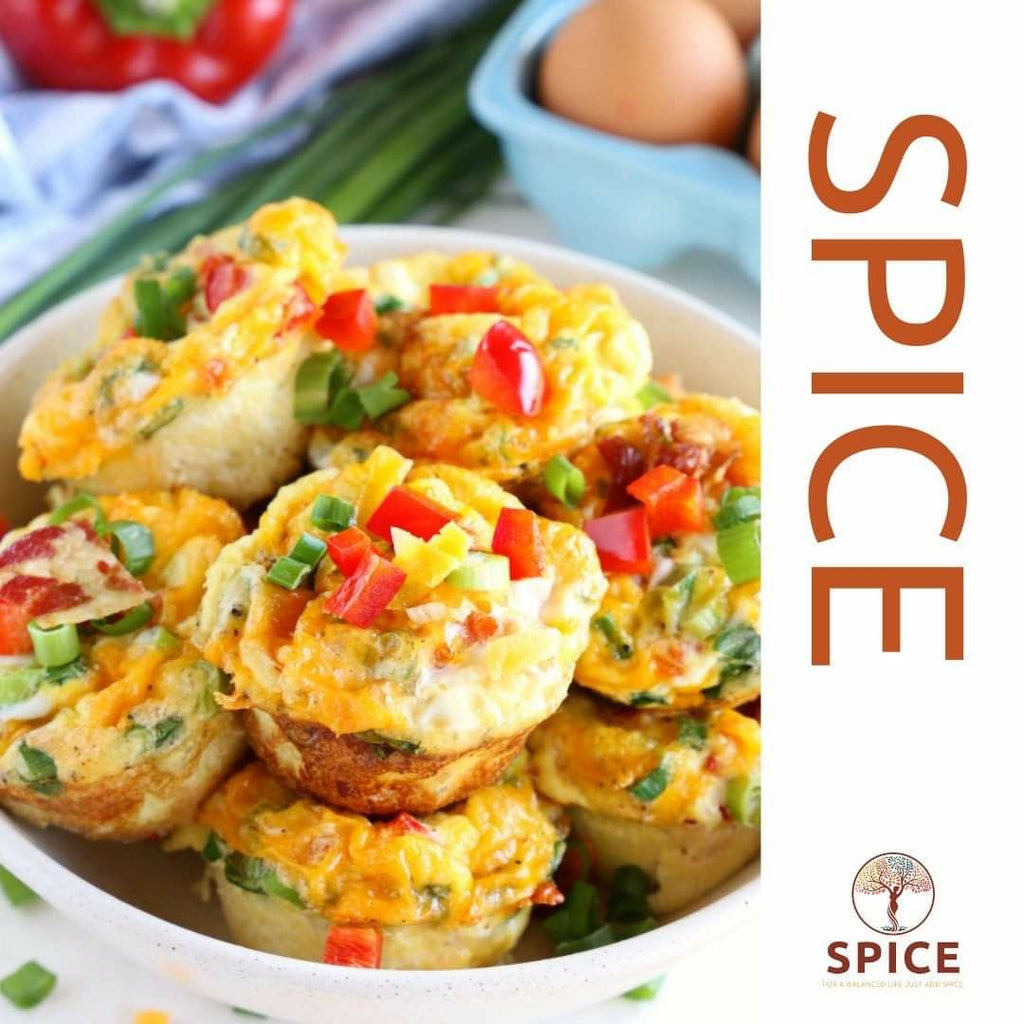Bacon and Egg Breakfast Muffins