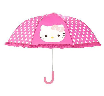 Kids Hello Kitty Cutie Dot Umbrella