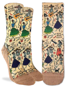 Women's Day of the Dead Socks