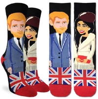 Women's Prince Harry & Meghan Markle Socks