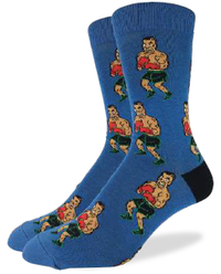 Men's Tyson Punch-Out!! Socks