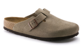 Women's Boston Soft Footbed Suede