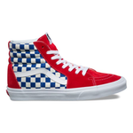 Sk8-Hi BMX (Checkerboard Blue & Red)