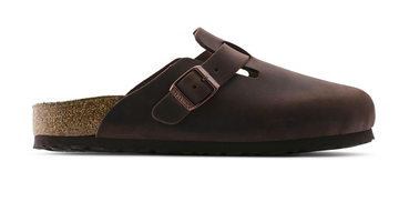 Women's Boston Soft Footbed Oiled Leather