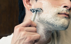 No Time To Traditional Shave?