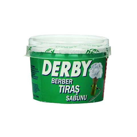 Derby Shaving Soap in a Bowl
