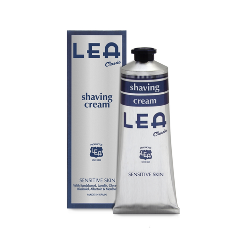 LEA Classic Shaving Cream Tube