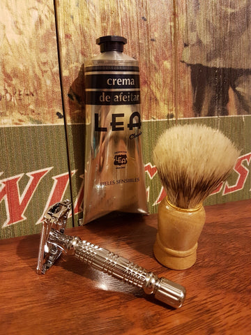 I Want To Try Traditional Shaving Kit 1!