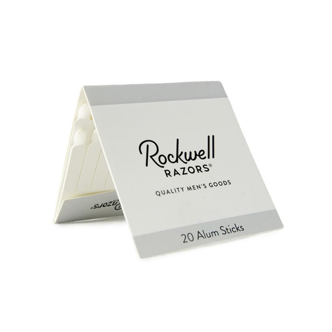 Rockwell Razor Alum Stick Matches
