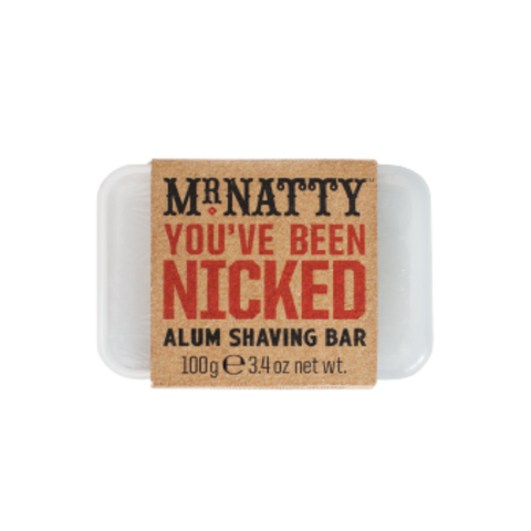 Mr Natty - You've Been Nicked! Alum Bar