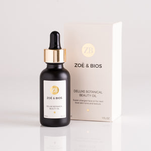Deluxe Botanical Beauty Oil