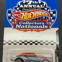 M2 Machines Chase 1957 Dodge 700 COE MoonPie Stake Truck Limited To 500 Pieces