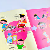吃饭的秘密 The Secrets to Eating Well (Set of 5)