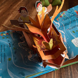 端午节 传统节日立体书 Dragon Boat Festival - Pop-up Book
