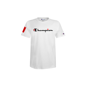 Volare NBA Champion '19 Tee - White