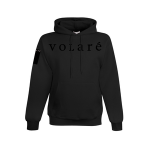 *A Black Friday Exclusive - volare™ Wordmark Pullover Hoodie - Triple Black