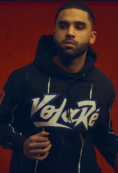 *Exclusive volare™ Raptors '95 Wordmark Pullover Hoodie - Limited Edition