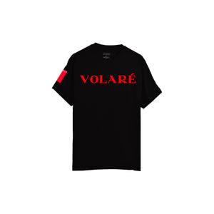 *A VALENTINES DAY EXCLUSIVE - VOLARE WORDMARK T-SHIRT