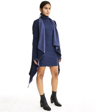 LISA TURTLENECK DRESS