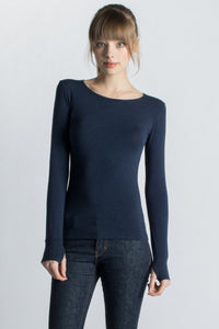 Strength Long Sleeve Bamboo T-Shirt $68.00