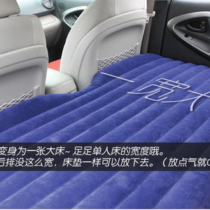Backseat Adventure Car Sex Bed