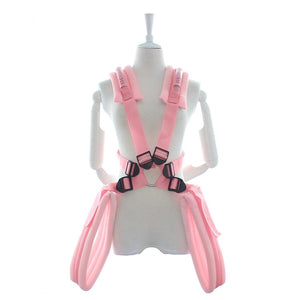 Suspension Adventure Pink Sex Sling