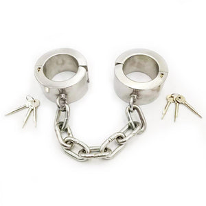 Solid Stainless Steel Shackles