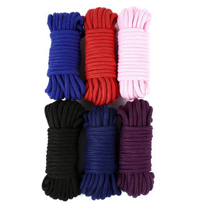 Soft Cotton BDSM Rope