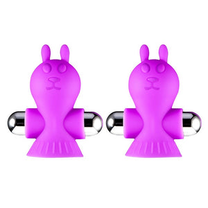 Naughty Bunny Nipple Stimulator Sex Toy