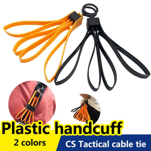 Nylon Cable Zip Cuffs