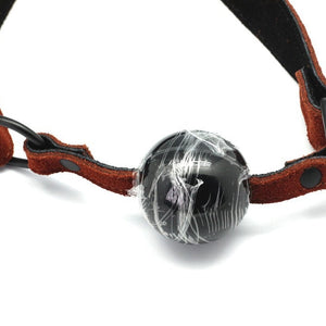 Submission Trainer Rubber Ballgag