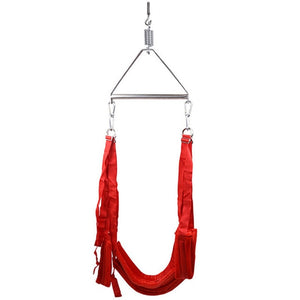 Erotic Adventure Sex Swing and Triangle Set