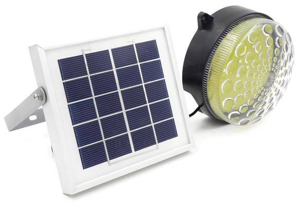 globe solaire eclairage led