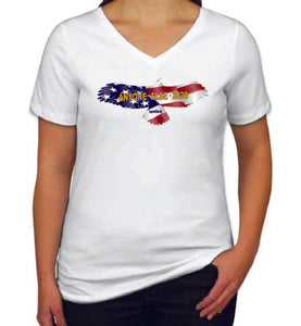 Eagle V-neck - FEMALE