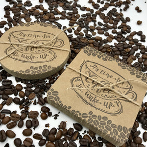 Kraft Coffee Coasters(10 per pack)
