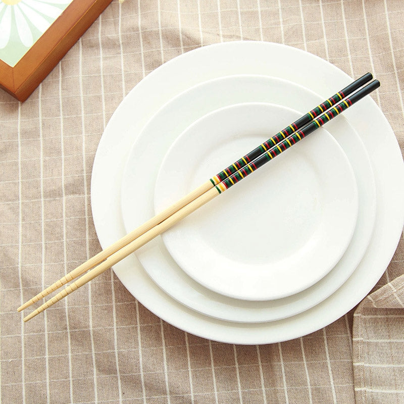 DIHE Lengthen Lo Mein Hot Pot Exclusive Use Bamboo Chopsticks