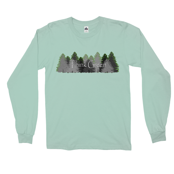 Think Green Long Sleeve