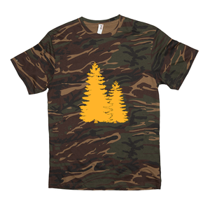 Sunset Forest Camo T-Shirt